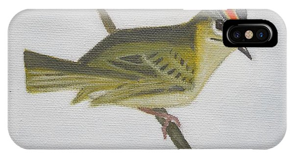 Firecrest IPhone Case