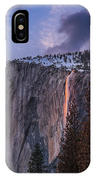 Firefall IPhone Case