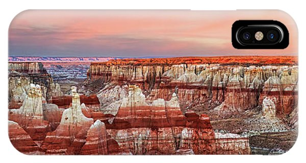 Fire's Crater On Earth IPhone Case