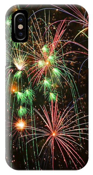 Fireworks 4th Of July IPhone Case