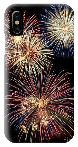 Fireworks IPhone Case