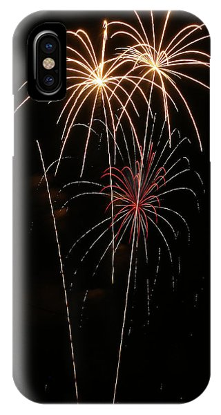 Fireworks Phone Case by Marti Buckely