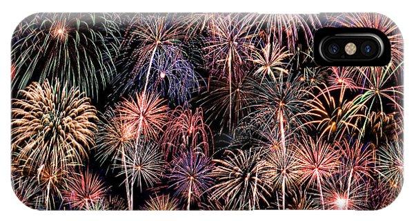 Fireworks Spectacular II IPhone Case