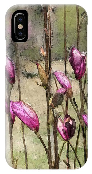 First Blush IPhone Case