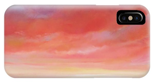 IPhone Case featuring the painting First Blush By V.kelly by Valerie Anne Kelly