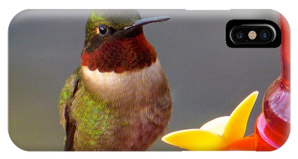 First Hummer Of 2015 IPhone Case
