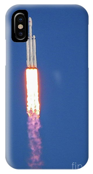 First Launch IPhone Case