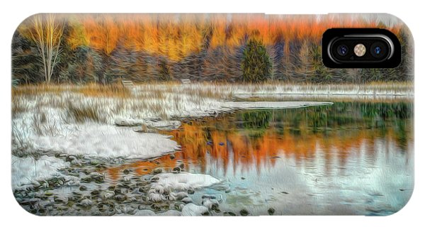 First Light At 3 Springs IPhone Case