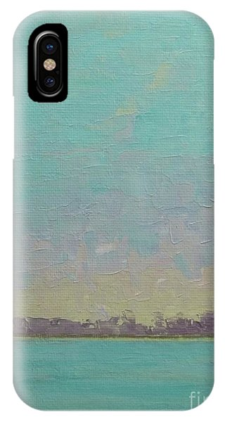 First Light IPhone Case