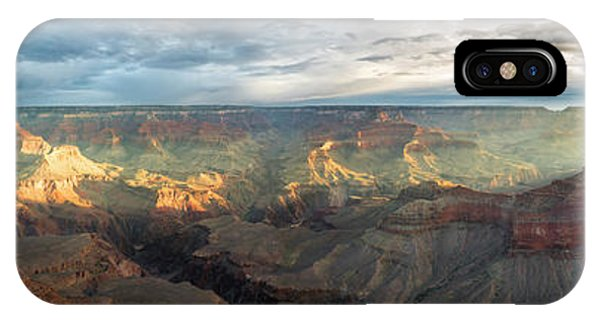Grand Canyon iPhone Case - First Light In The Canyon by Jon Glaser