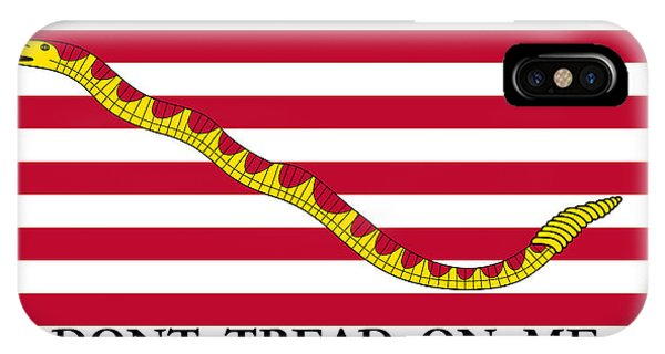 Or iPhone Case - First Navy Jack by War Is Hell Store
