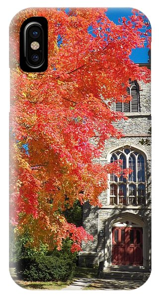 First Parish Unitarian Church IPhone Case