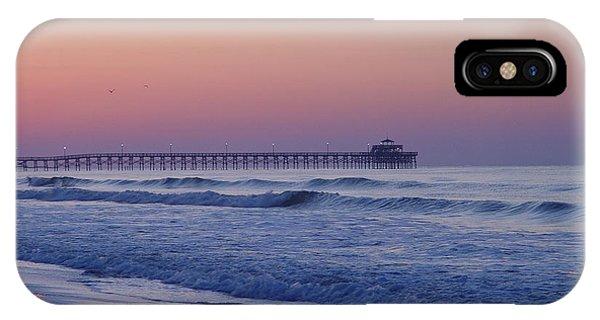 First Pier IPhone Case