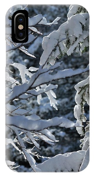 First Snow II IPhone Case