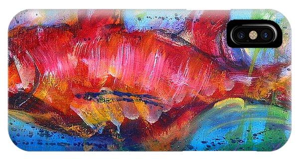 Fish 4 IPhone Case
