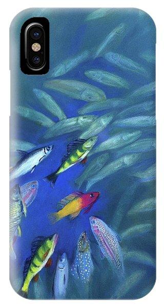 Fish Bowl IPhone Case