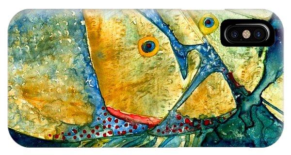 Fish Friends IPhone Case