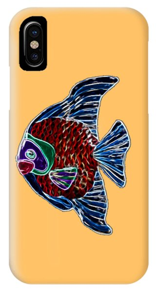 Fish In Water IPhone Case