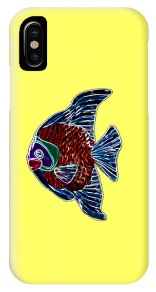 Fish Tales IPhone Case