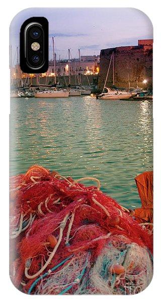 Fisherman's Net IPhone Case