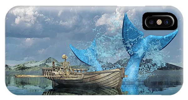Fisherman's Tale IPhone Case