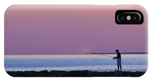 Dawn On Cape Cod Bay IPhone Case