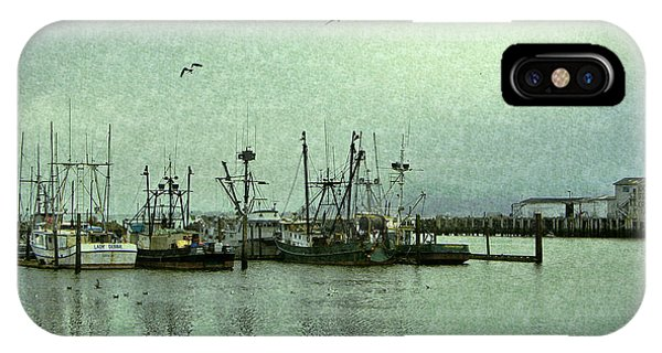 Fishing Boats Columbia River IPhone Case