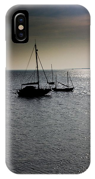 Fishing Boats Essex IPhone Case