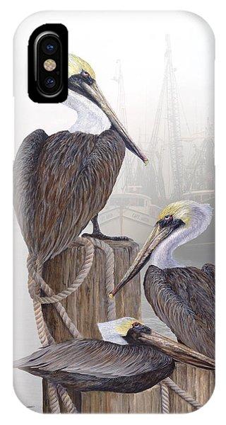 Fishing Buddies IPhone Case