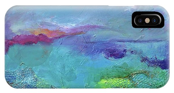 Fishing In Sorrento IPhone Case