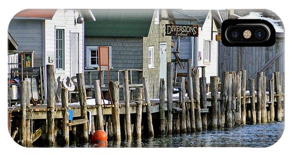 Fishtown In Leland IPhone Case
