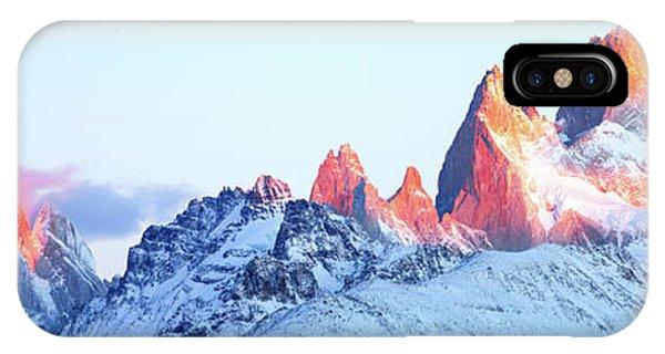 Fitz Roy Peak IPhone Case