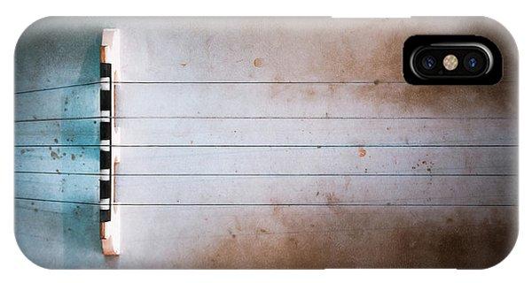 Strum iPhone Case - Five String Banjo by Scott Norris