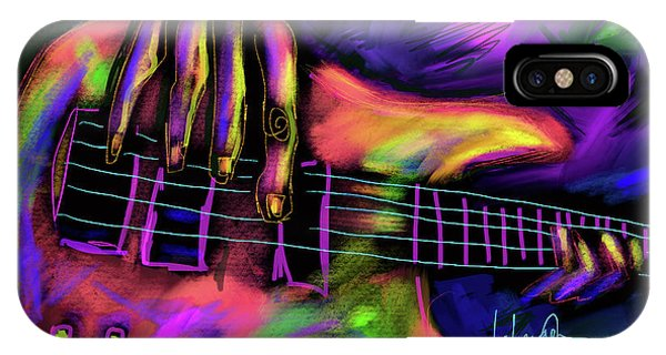 Five String Bass IPhone Case