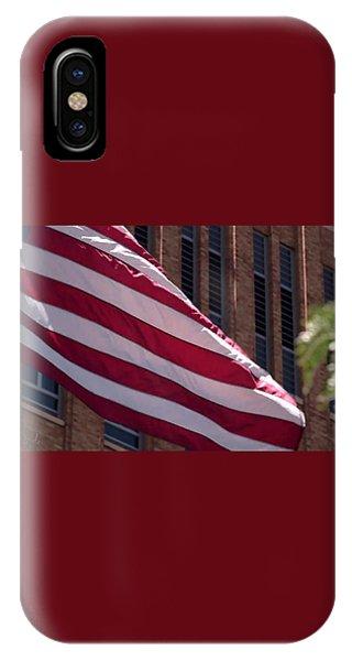 Flag Courtship IPhone Case