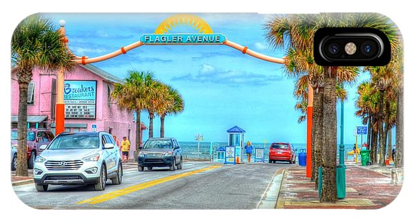 iPhone Case - Flagler Avenue by Debbi Granruth