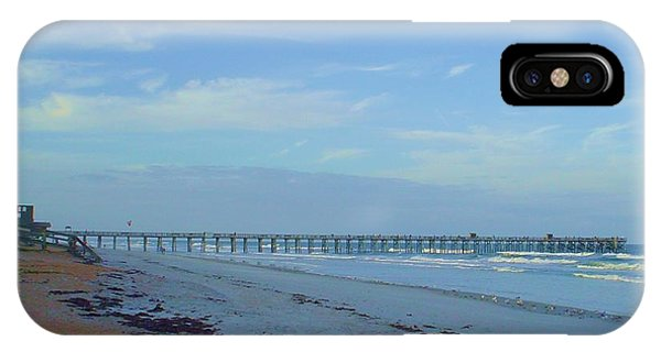 Flagler Morning IPhone Case