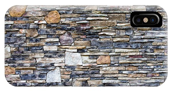 Flagstone Wall IPhone Case