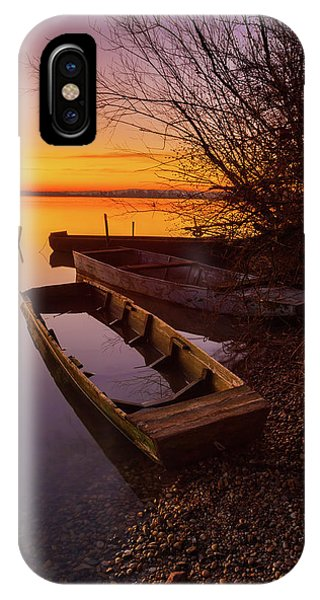 Flame Of Dawn IPhone Case