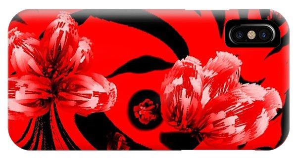 Flamenco-it Fiery Dance Phone Case by Dr Loifer Vladimir