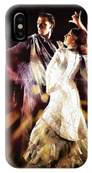 Flamenco Performance IPhone Case