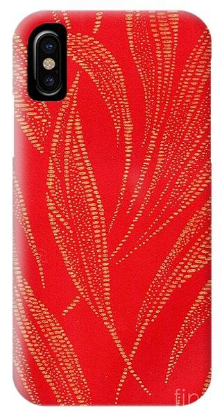Flamework IPhone Case