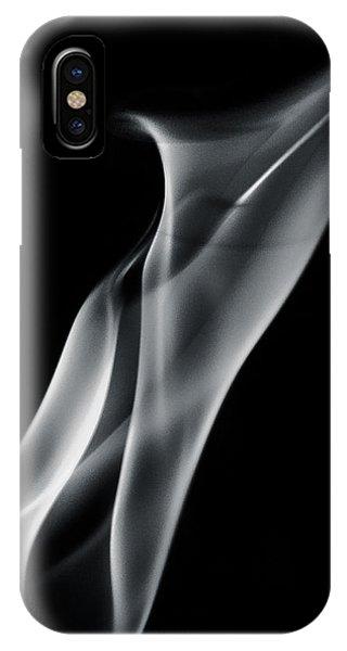 Flaming Twist IPhone Case