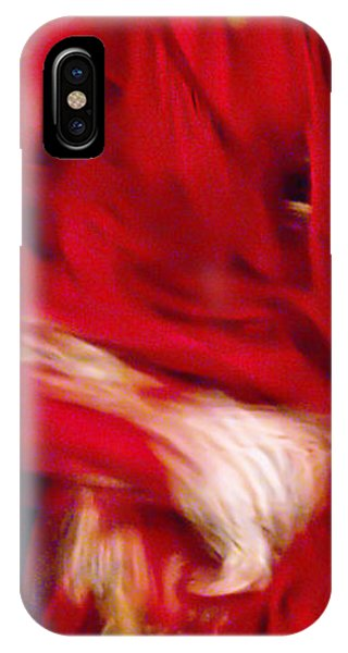 IPhone Case featuring the photograph Flamenco Series 32 by Catherine Sobredo