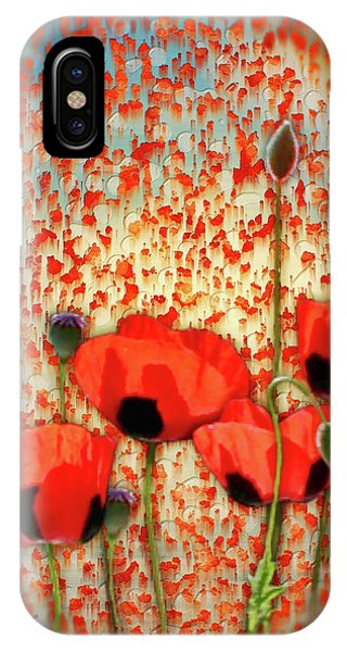 Flanders Fields IPhone Case