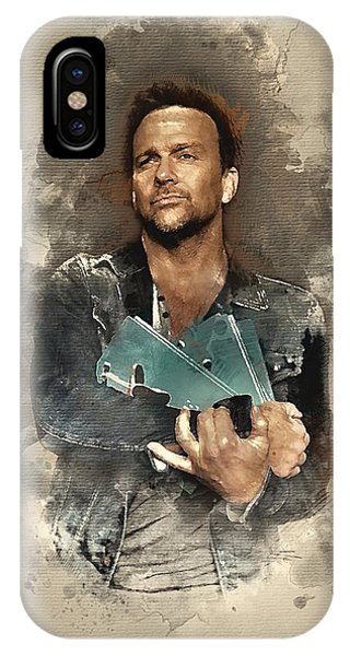 Flanery And Jane IPhone Case