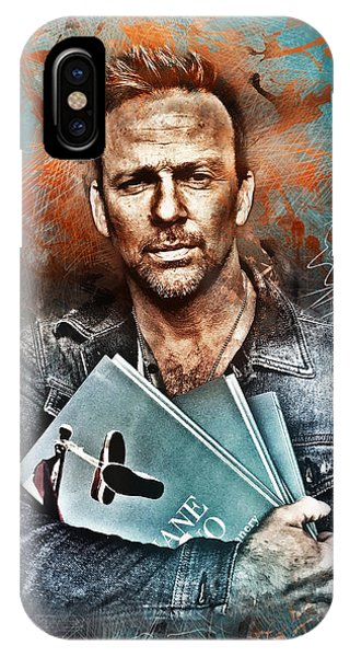 Flanery's Love Story IPhone Case