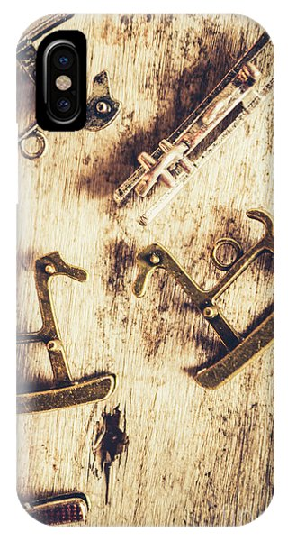 Object iPhone Case - Flashback From The Wooden Toy Box by Jorgo Photography - Wall Art Gallery