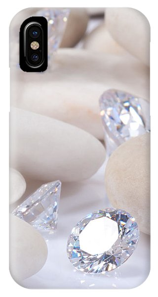 Flashing Diamond IPhone Case
