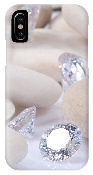 Flashing Diamond IPhone Case